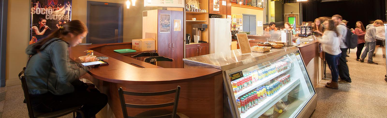 Café étudiant