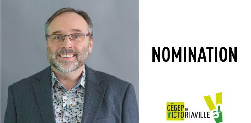 Nomination stéphane Turcotte