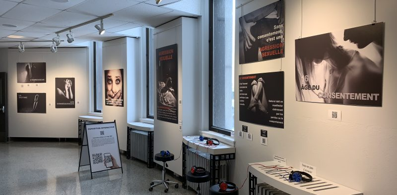 Exposition Agression sexuelle