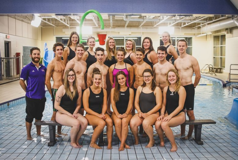 Photo officielle Natation