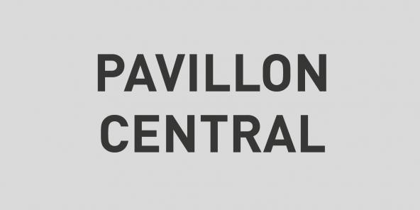 Accès pavillon central