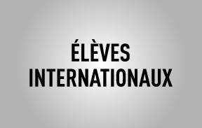Élèves internationaux